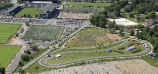 Kupittaan alueella järjestettiin Powercup kesällä 2012.