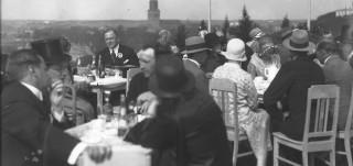 Samppalinnanmäellä 1929