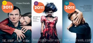Turku 2011 -lehtien kansia