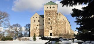 Turun linna talvi