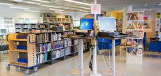 Varissuon kirjasto