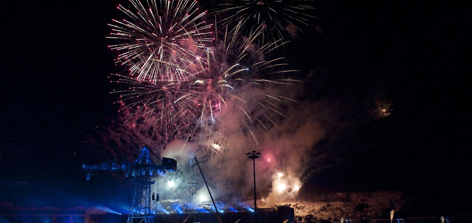 Turku 2011 kulttuuripääkaupunkivuoden avajaiset