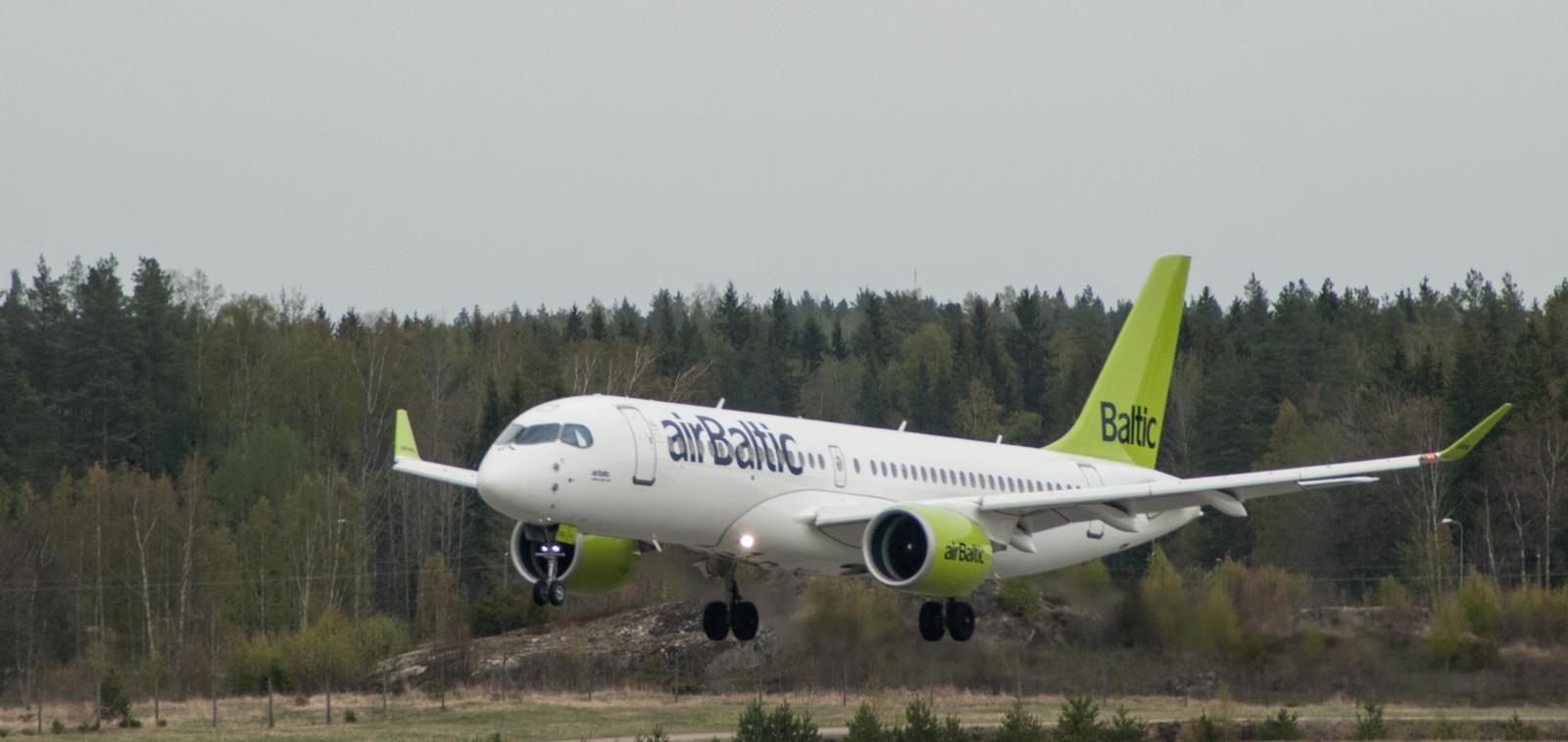 Lennot Turku Riika