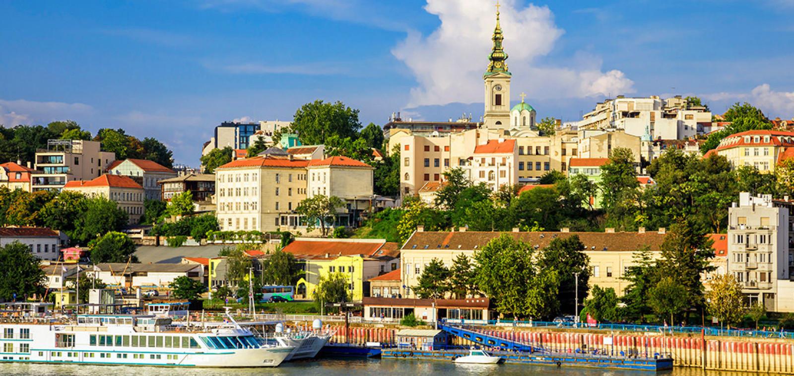 Serbian Pääkaupunki