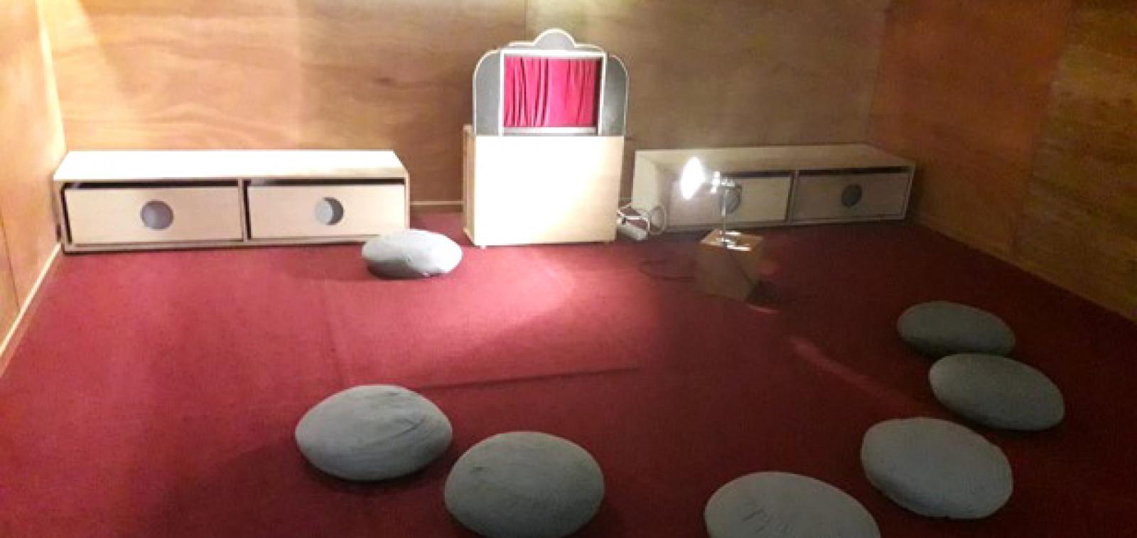 Kamishibai-teatteri