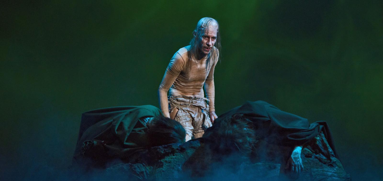 Klonkku, näyttelijä Miska Kaukonen