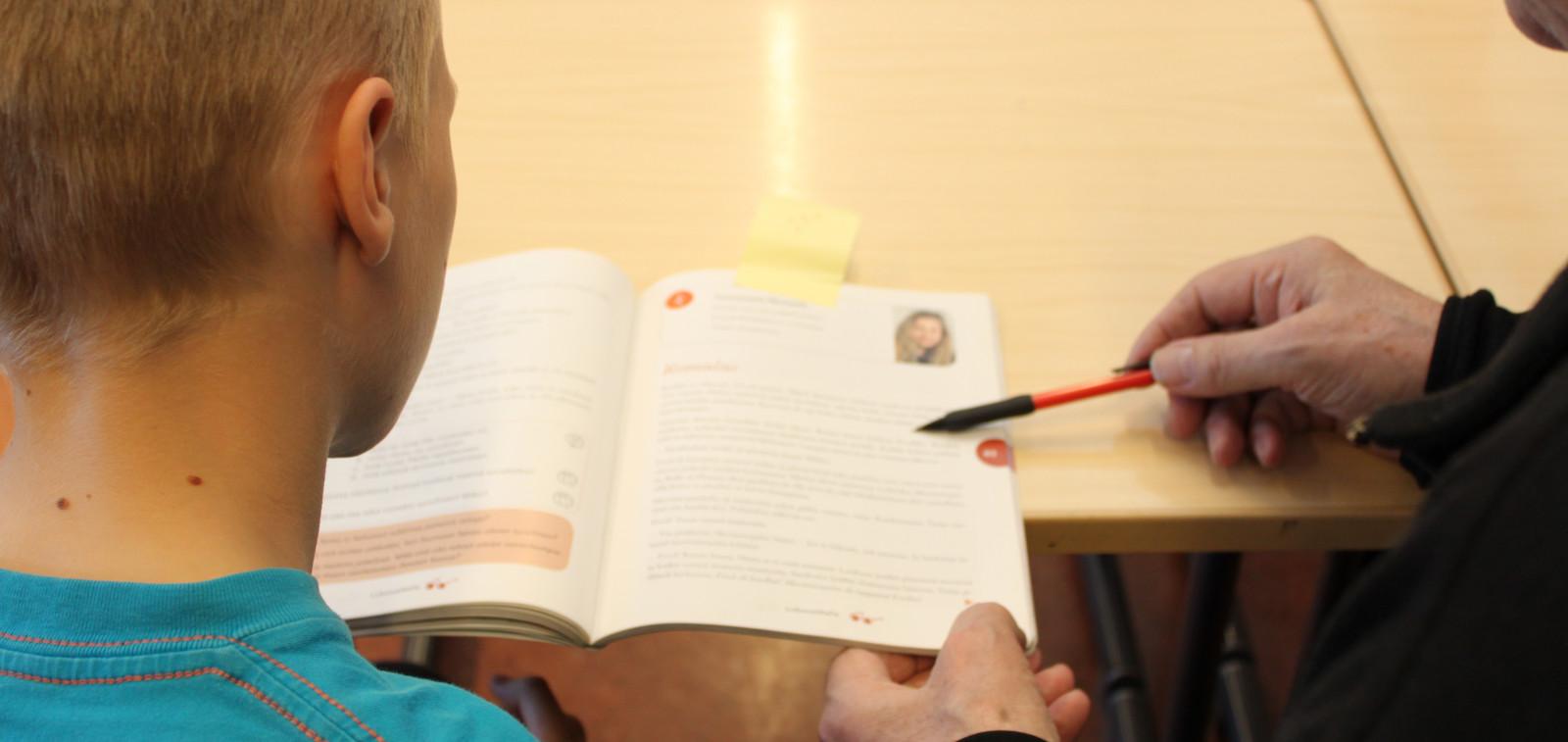 Lapsi ja oppikirja