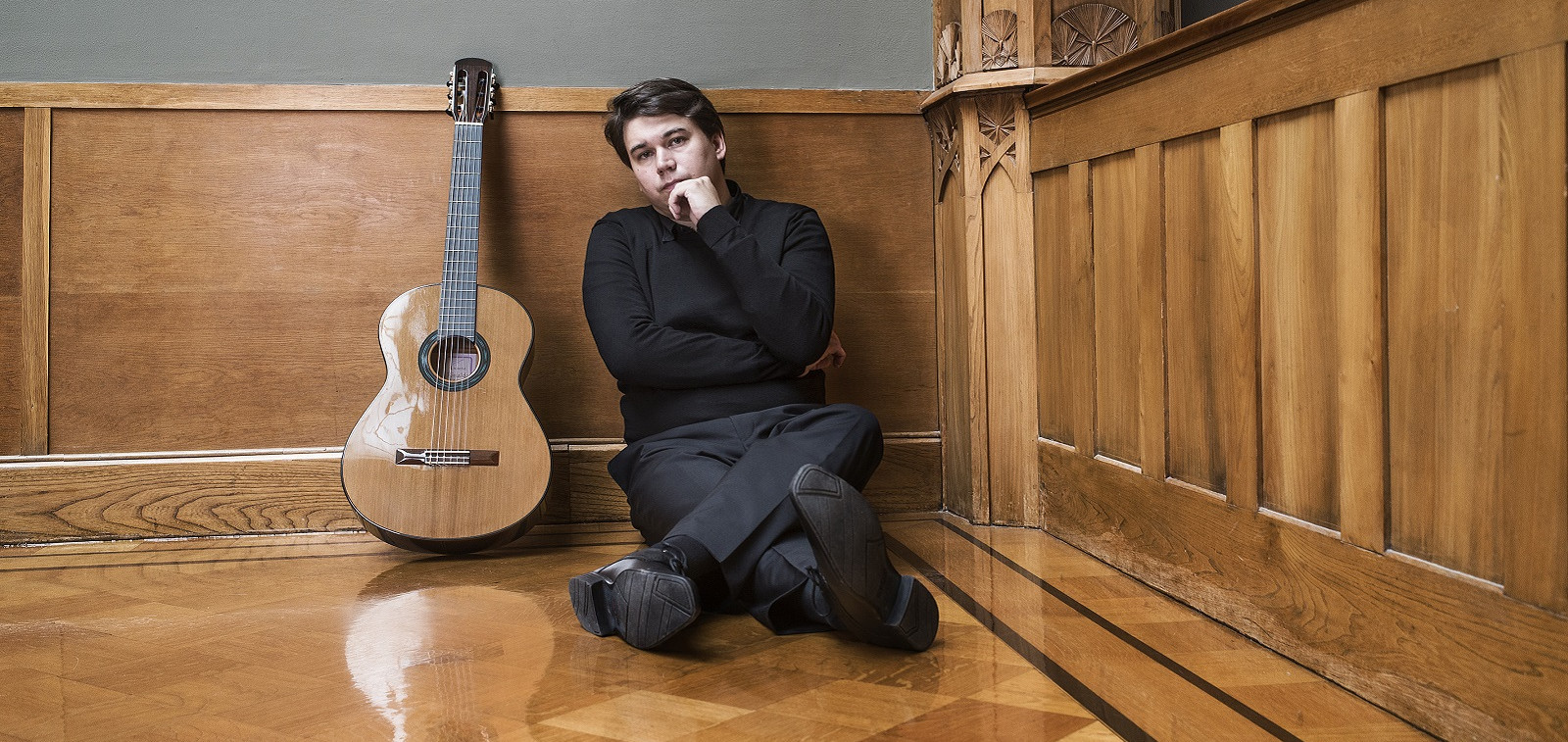 Kitaristi Patrik Kleemola
