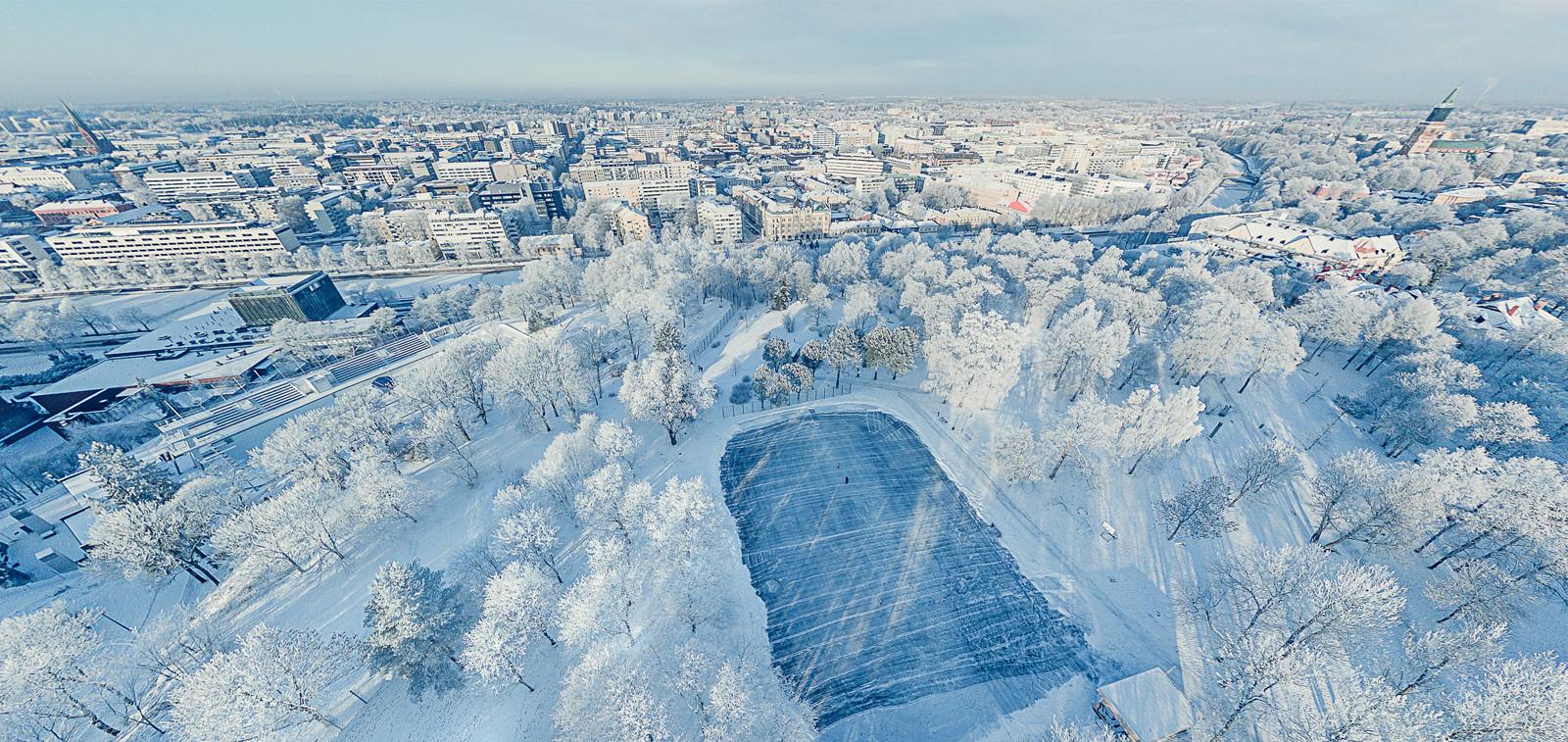 Talvinen Samppalinna