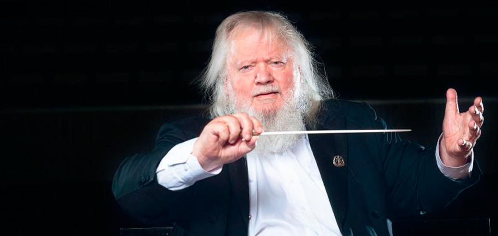 Freude-konsertin johtaa Leif Segerstam