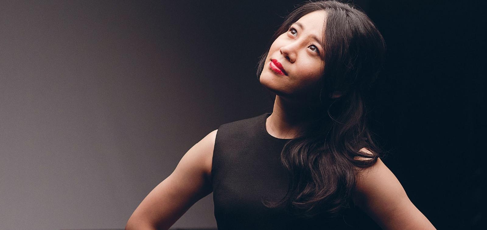 Linnunlaulua, Zhang Zuo, piano