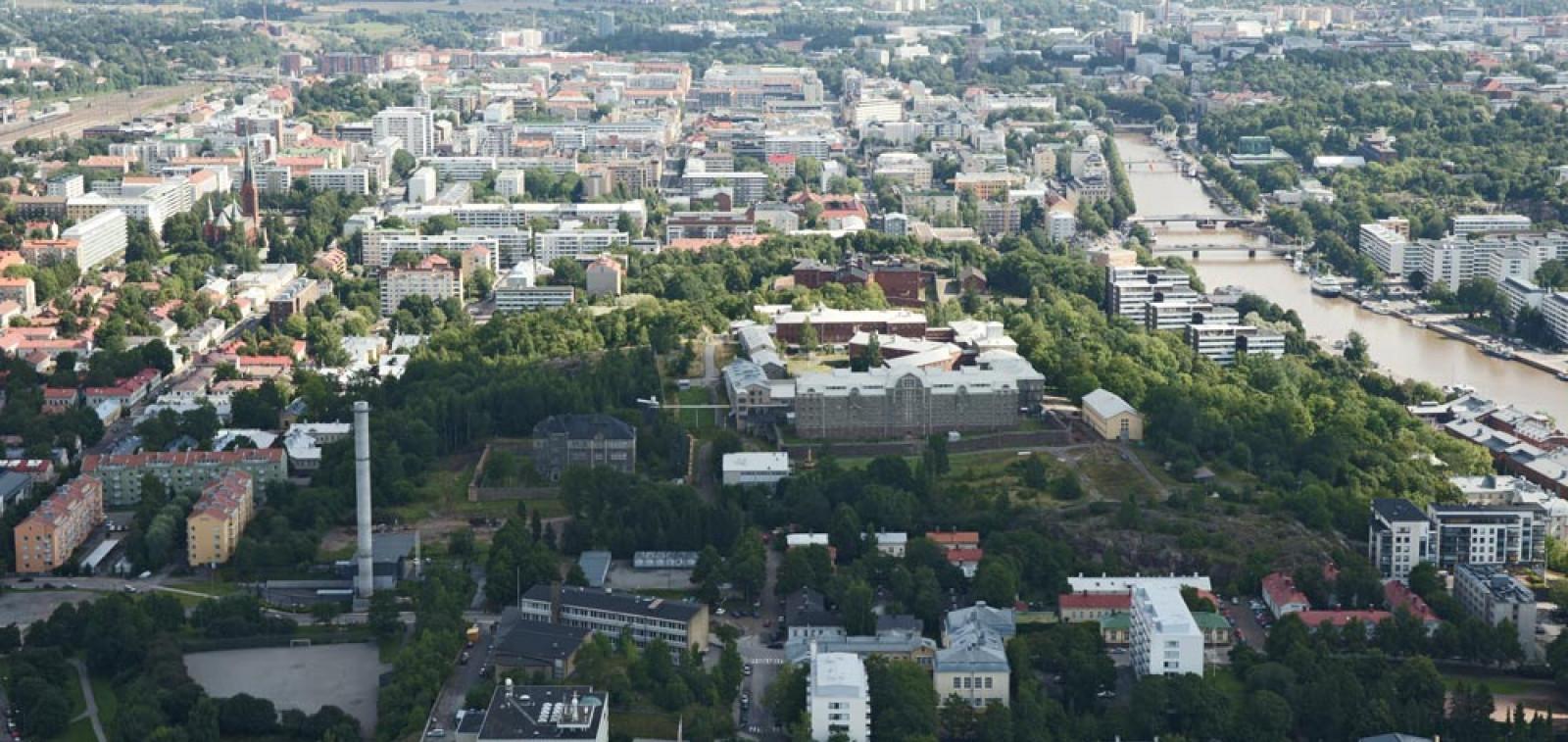 Kakolanmäki. Kuva: Jere Anttila / Turun seudun puhdistamo Oy