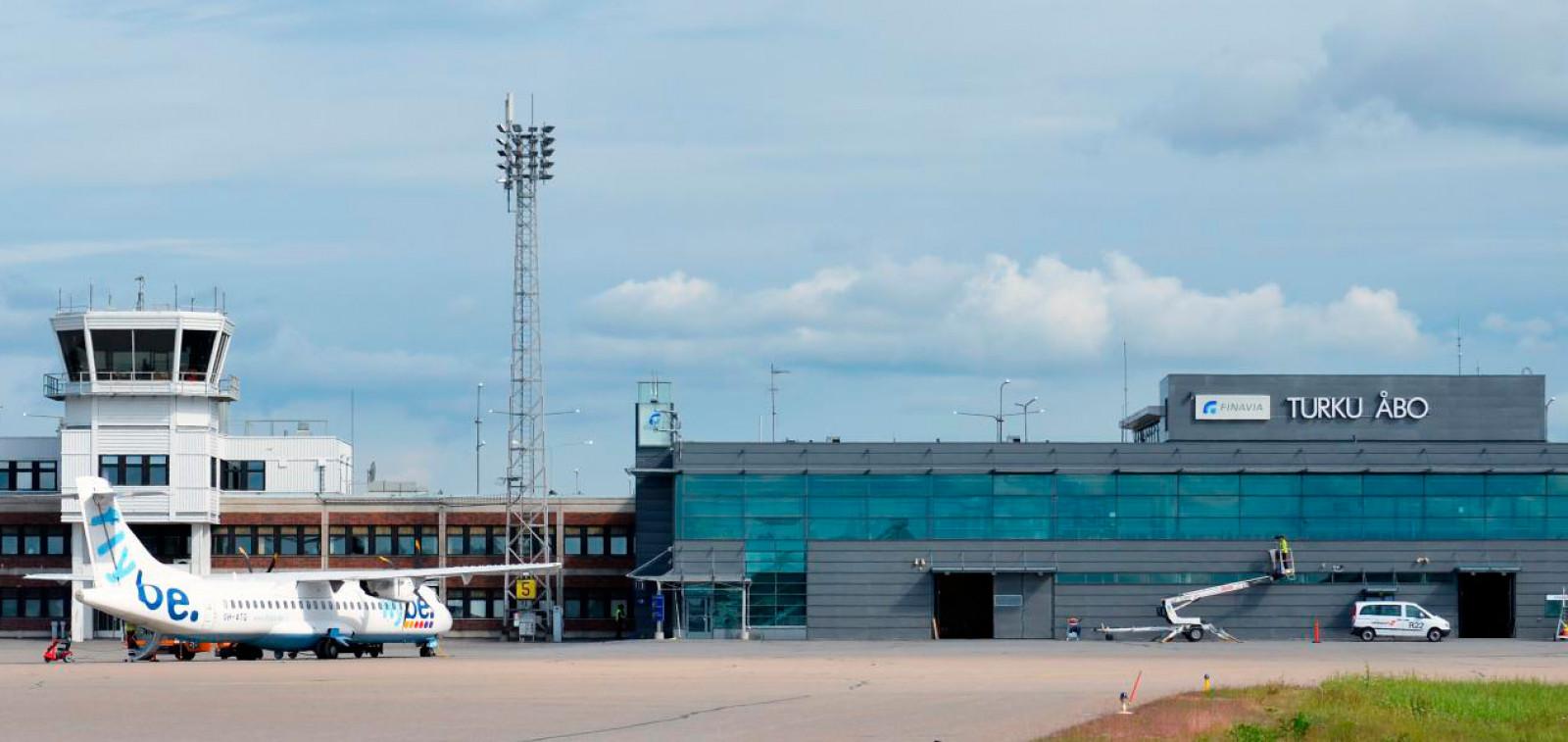 Turun lentoasema