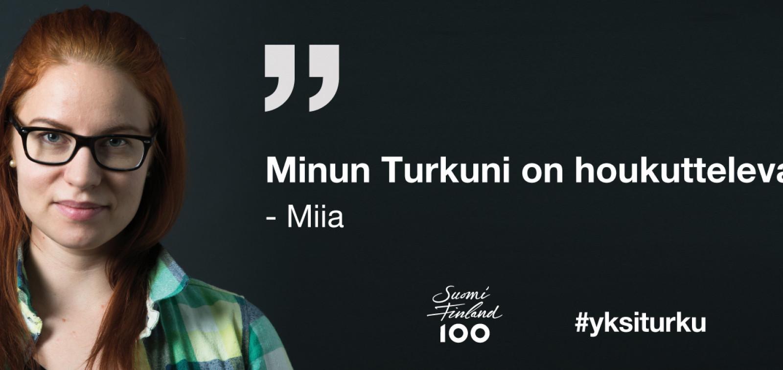 Yksi Turku - sata tarinaa
