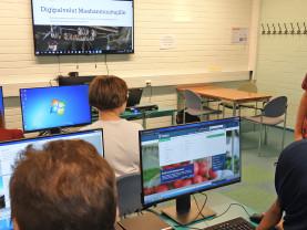 Digipalvelut -kurssilla opetellaan digitaalisia palveluita