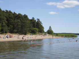 Ispoisten uimaranta