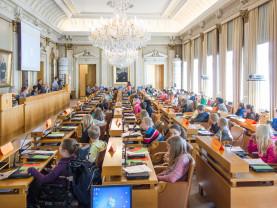 Lasten parlamentin suurkokous