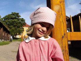 Hilda Luostarinmäellä